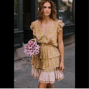 Spell Dahlia RA-RA Dress